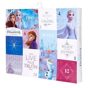 Disney's Frozen 2 12 Days Of Socks Advent NWT